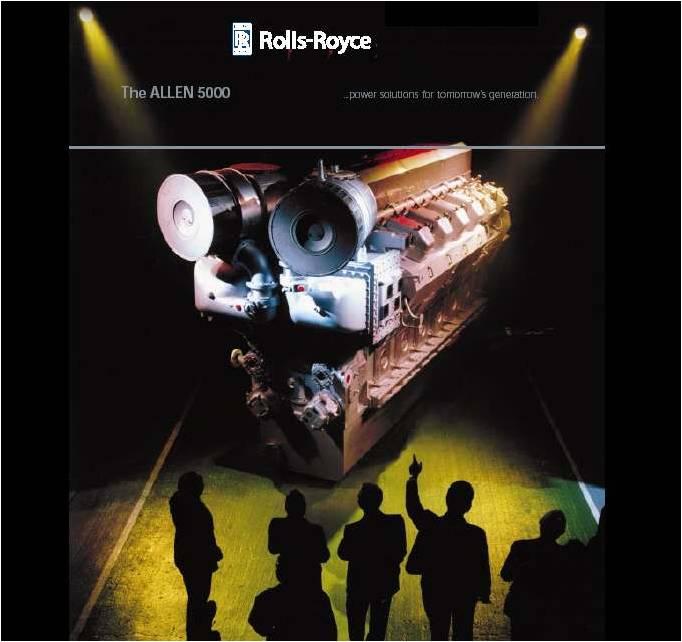 1977: Rolls Royce Allens