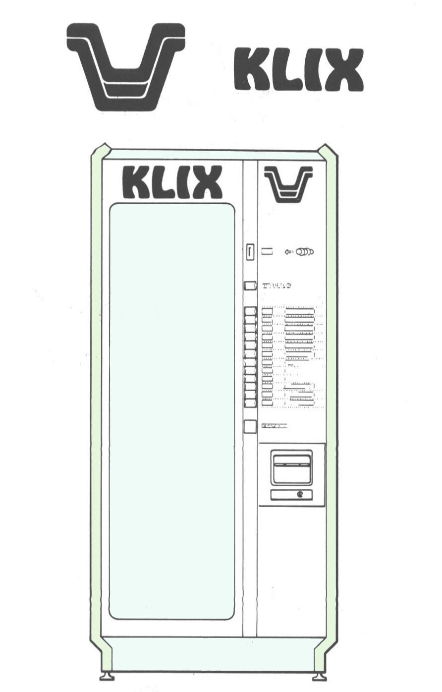 1982: Klix Machine