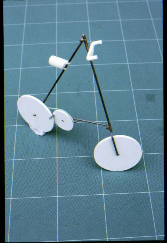 1984: 6 RCA Strida Sketch Model