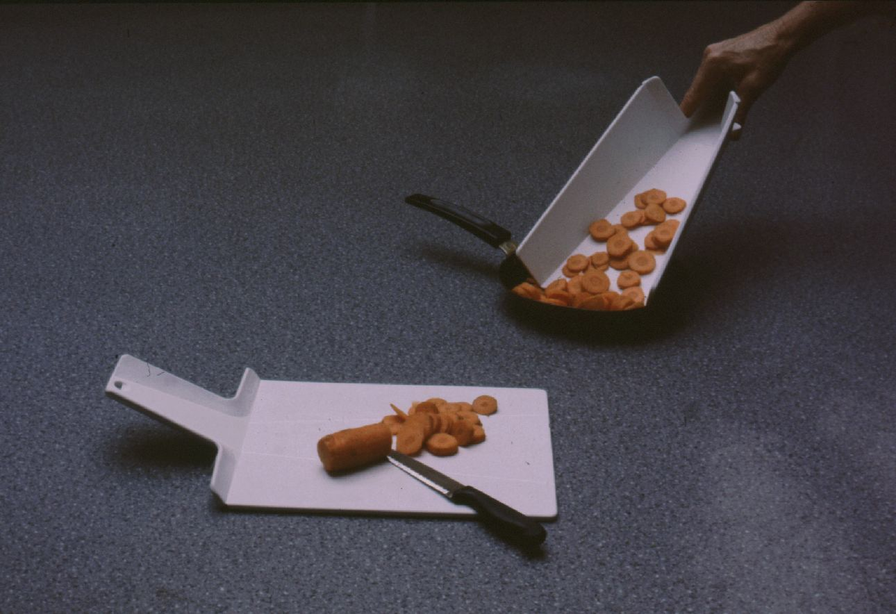 1992: 1st Chopping Board in Use
