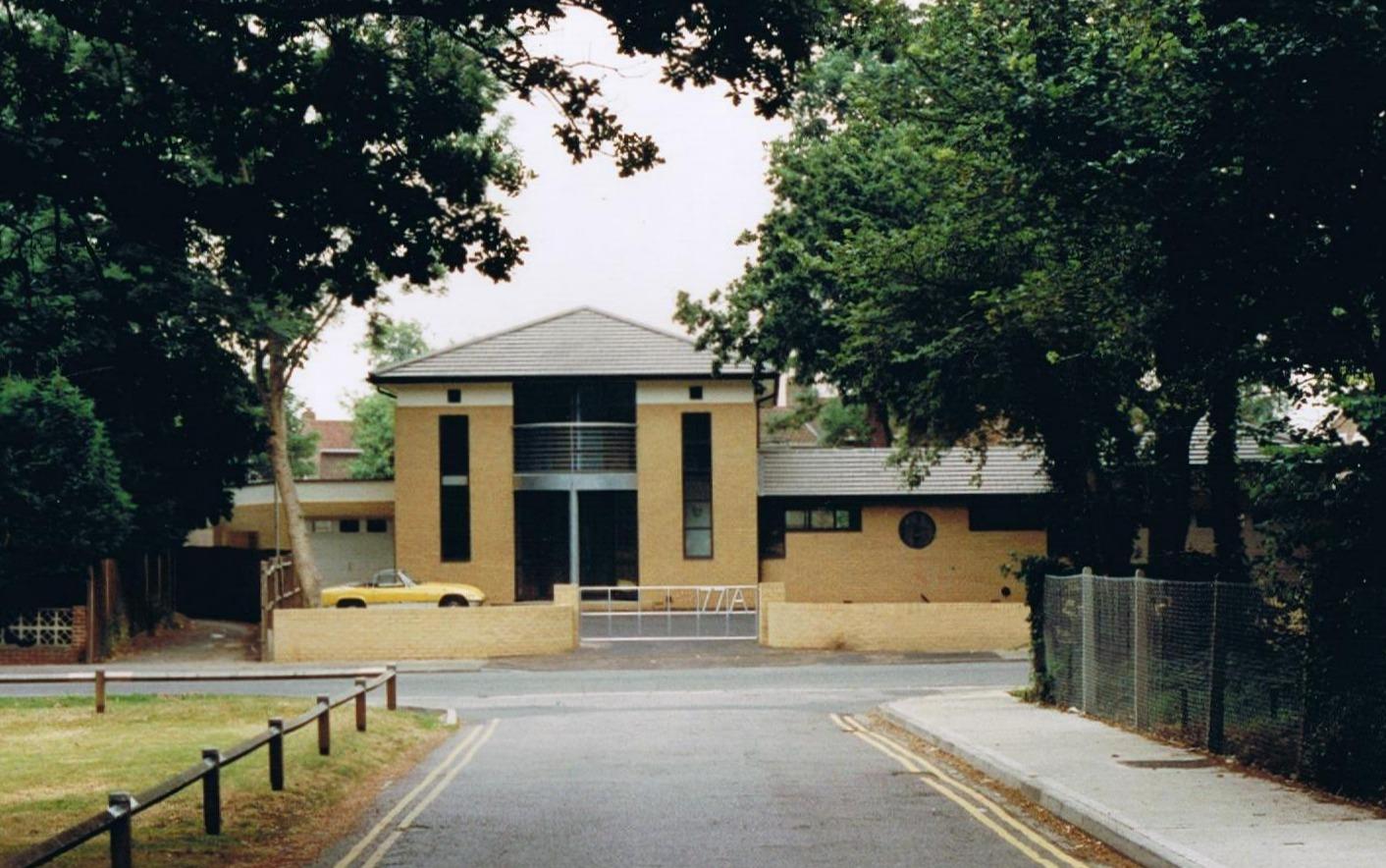 1996: Axis House