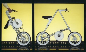 Scan-Strida1 hand made prototype 1986